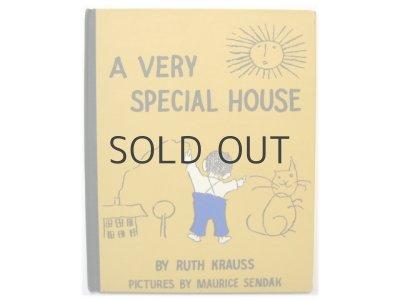 画像1: モーリス・センダック「A VERY SPECIAL HOUSE」1953年