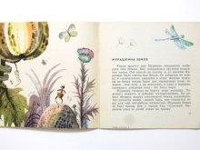 他の写真1: 【ロシアの絵本】ミチャエフ/ユーリー・モロカノフ「Муравей и космонавт」1969年