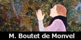 M・ブーテ・ド・モンヴェル