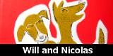 ウィルとニコラス