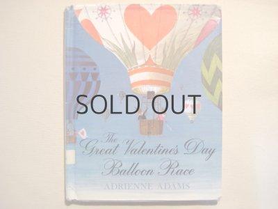 画像1: 【 バレンタイン 】エイドリアン・アダムス「The Great Valentine's Day Ballon Race