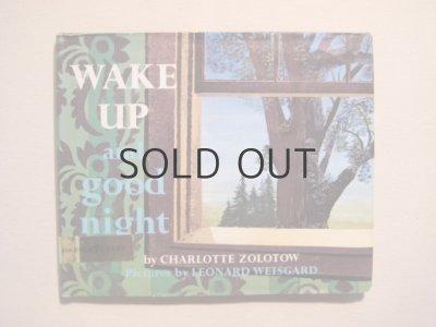 画像1: レナード・ワイスガード「WAKE UP and GOOD NIGHT」ゾロトウ文
