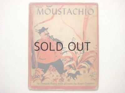 画像1: ロジャー・デュボアザン「MOUSTACHIO」1947年