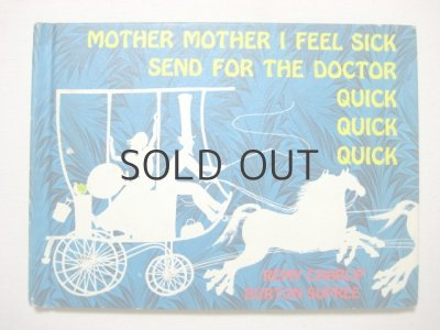 画像1: レミー・シャーリップ「MOTHER MOTHER I FEEL SICK SEND FOR THE DOCTOR QUICK QUICK QUICK」1966年