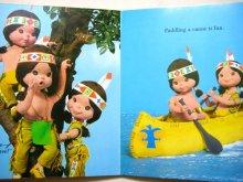 他の写真1: 【人形絵本】飯沢匡/土方重巳「LITTLE INDIANS」1982年