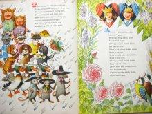 他の写真1: 【チェコの絵本】ヴォイチェフ・クバスタ「LITTLE JACK HORNER and other nursery rhymes」1961年