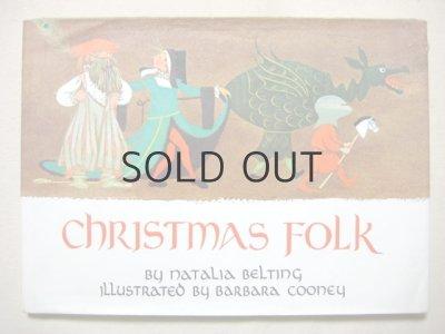 画像1: バーバラ・クーニー「CHRISTMAS FOLK」1969年