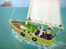 他の写真2: 【人形絵本】エドワード・リア/飯沢匡/土方重巳「ふくろうとねこ」1962年