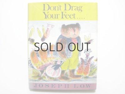 画像1: ジョセフ・ロウ「Don't Drag Your Feet...」1983年