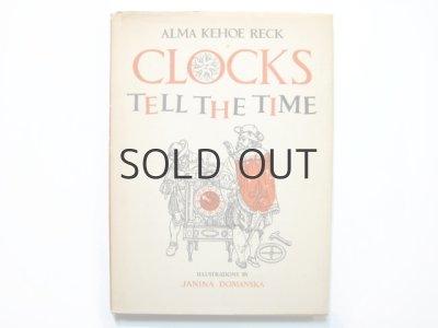 画像1: ジャニナ・ドマンスカ「CLOCKS TELL THE TIME」1960年