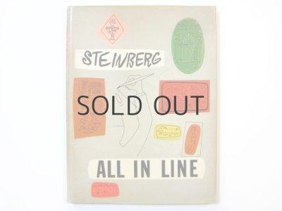 画像1: ソール・スタインバーグ「ALL IN LINE」1945年
