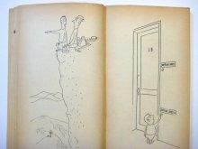 他の写真1: ソール・スタインバーグ「CARTOONS ALL IN LINE」1947年 ※ソフトカバー版