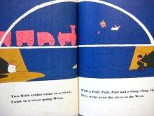 他の写真3: マーガレット・ワイズ・ブラウン/ジャン・シャロー「TWO LITTLE TRAINS」1949年