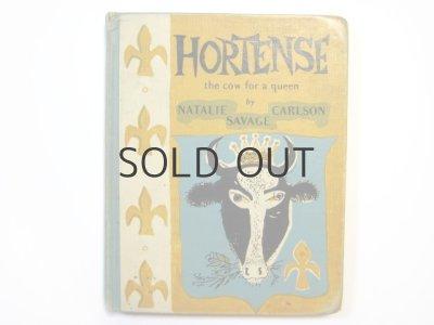 画像1: ニコラス「HORTENSE The Cow for a queen」1957年