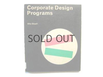 画像1: オーレ・エクセル「Corporate Design Programs」1967年