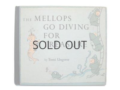 画像1: トミ・ウンゲラー「The Mellops Go Diving For Treasure」1957年