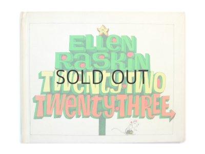 画像1: 【クリスマスの絵本】エレン・ラスキン「TWENTY-TWO, TWENTY-THREE」1976年