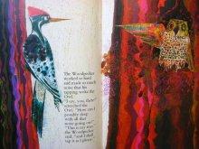 他の写真2: ブライアン・ワイルドスミス「The Owl and the Woodpecker」1971年 ※旧版