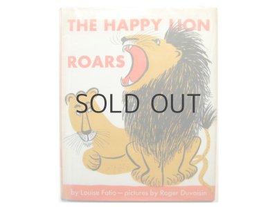 画像1: ロジャー・デュボアザン「THE HAPPY LION ROARS」1960年頃