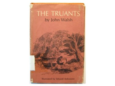 画像1: エドワード・アーディゾーニ「THE TRUANTS」1965年