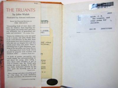 画像4: エドワード・アーディゾーニ「THE TRUANTS」1965年
