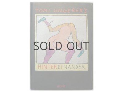画像1: トミ・ウンゲラー「HINTER EINANDER」1991年