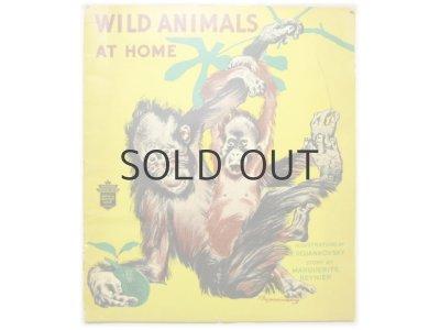 画像1: フェードル・ロジャンコフスキー「WILD ANIMALS AT HOME」1935年
