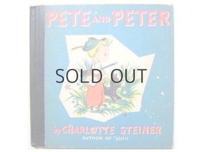 画像1: シャーロット・スタイナー「PETE AND PETER」1941年