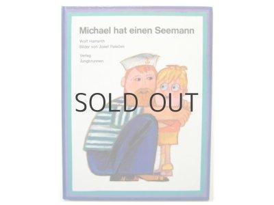 画像1: 【チェコの絵本】ヨゼフ・パレチェク「Michael hat einen Seemann」1984年