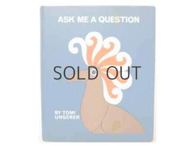 画像1: トミ・ウンゲラー「ASK ME A QUESTION」1968年