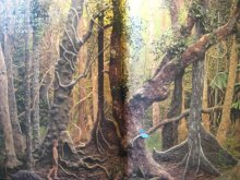 他の写真2: ジーニー・ベイカー「森と海のであうところ」1990年