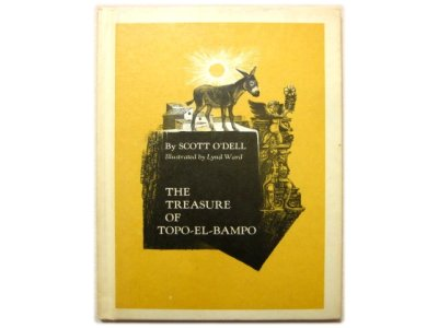 画像1: リンド・ワード「THE TREASURE OF TOPO EL BAMPO」1972年