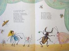 他の写真3: 【ロシアの絵本】チュコフスキー/オレグ・ゾートフ「Муха-Цокотуха」1975年