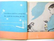 他の写真1: ジャネット・コンクル「Once There was a Kitten」1962年