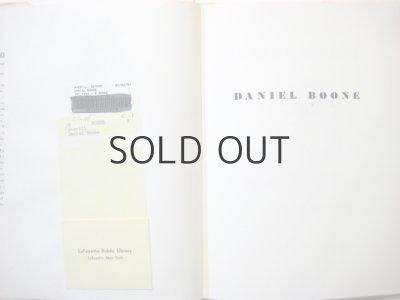 画像2: フェードル・ロジャンコフスキー「DANIEL BOONE」1945年(コピーライト)