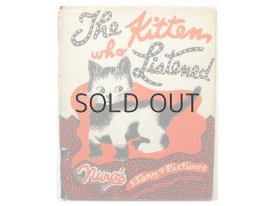 画像1: ヌラ「The Kitten who Listened」1950年