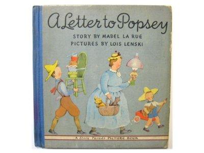 画像1: ロイス・レンスキー「A Letter to Popsey」1942年