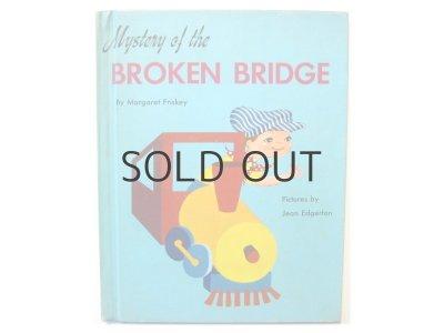 画像1: ジーン・エドガードン「Mystery of the BROKEN BRIDGE」1951年