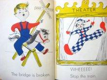 他の写真1: ジーン・エドガードン「Mystery of the BROKEN BRIDGE」1951年
