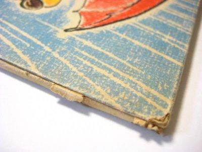 画像3: 【ロシアの絵本】レプキン「красный зонтик」1967年 ※蛇腹絵本