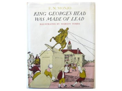 画像1: マーゴット・トムズ「King George's head was made of lead」1974年