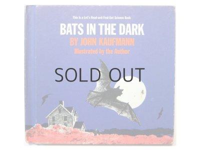 画像1: ジョン・カウフマン「BATS IN THE DARK」1972年