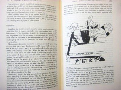 画像5: トミ・ウンゲラー 「Esquire's Book of Gambling」1962年