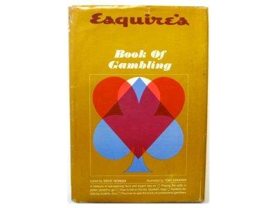 画像1: トミ・ウンゲラー 「Esquire's Book of Gambling」1962年