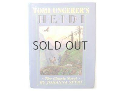 画像1: トミ・ウンゲラー 「Tomi Ungerer's HEIDI」1990年