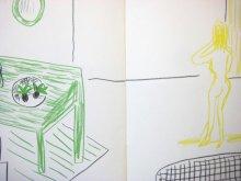 他の写真2: 安西水丸「INTERIOR」1993年 ※直筆イラスト入り