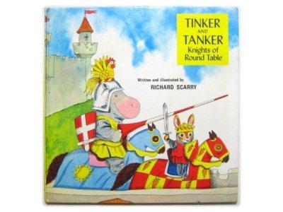 画像1: リチャード・スキャリー「TINKER AND TANKER Knights of Round table」1969年