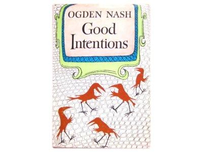 画像1: モーリス・センダック装丁「Good Intentions」1942年