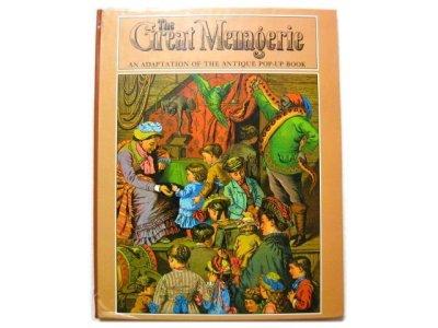 画像1: 【しかけ絵本】「The Great Menagerie」1979年