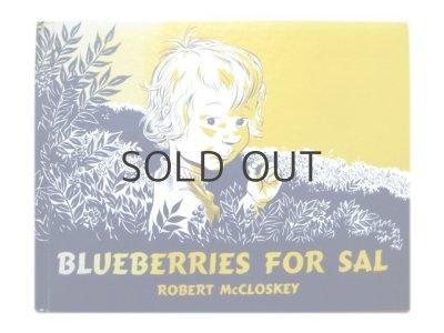 画像1: ロバート・マックロスキー「Blueberries for Sal」